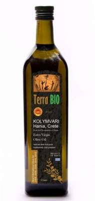 Оливковое масло PDO Terra BIO 1 литр