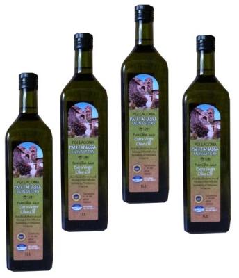 Монастырское Оливковое масло 4X1000 мл