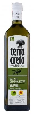 Terra Creta, Масло Оливковок, Extra Virgin, 1л, шт