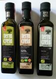 Премиум - Набор, оливковое масло - 3 сорта: EXTRA, BIO, PDO