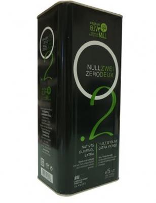Масло Оливковое Cretan Olive Mill 0.2%