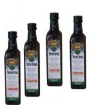 Оливковое масло Extra Virgin первого холодного отжима, 4X0,5 л.