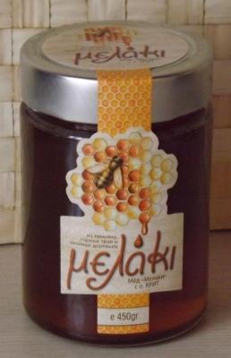 Греческий мед Melaki