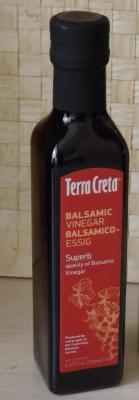 Бальзамический уксус Terra Creta (Greece)