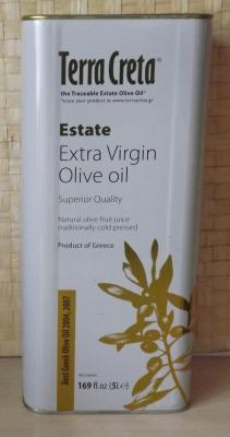 Estate - Оливковое масло Высшего качества, 2013 - 5 л