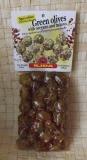 Зеленые оливки с Буково и Орегано