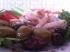 Зеленые и Темные оливки с Орегано
