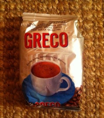 Кофе Greco