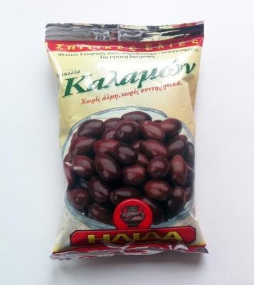 Оливки Каламата - 250 гр