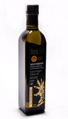 0,5 л. Оливковое масло PDO Terra Creta/Terra BIO