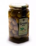 Оливки зеленые Отборные Халкидики 450 гр.