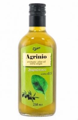 Чеснок, Масло оливковое Agrinio, 250 мл