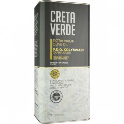Оливковое масло Creta Verde 5 литров