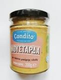 200 гр. Горчица с оливковой пастой Condito