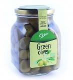 500 гр. Оливки в масле Халкидики (Зеленые)