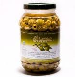 Оливки зеленые Халкидики (3.3) 2 кг