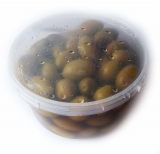 Оливки Гигантские Зеленые 1,6 кг