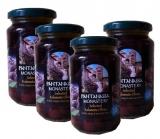 Монастырские оливки Каламата 4 баночки