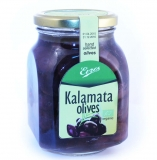 Оливки в масле, 2400002, 500г, Каламата, шт