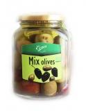 Оливки в масле, 2310003, 340г. Микс, шт