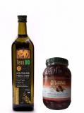 1 литр Масла PDO 1 кг оливок Каламата