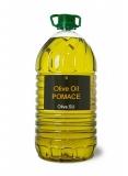 Масло, 1320013, Cretanolivemill 5000ml(Помас, 2 отжим), шт