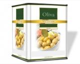 Оливки КОРОЛЕВСКИЕ развесные Зеленые 19 кг