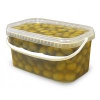 """Оливки """"Королевские"""" Греческие Зеленые 2.4 кг"""