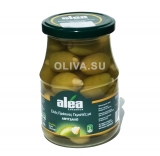 Оливки с миндалем, Green Chalkidiki. 200gr., шт