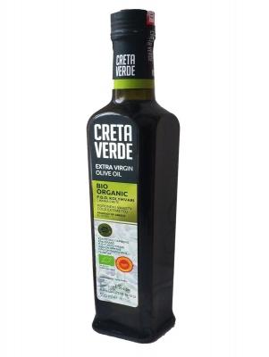 Creta Verde, Оливковое Масло, BIO, 500ml, шт