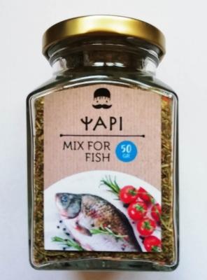 50 гр. Приправа для рыбы