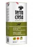 Terra Creta, Масло Оливковок, Extra Virgin, 5л, шт